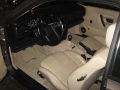 1991 VW Corrado G60 Toffee Gray metallic