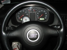 MK4 VW GTi ABT airbag cover
