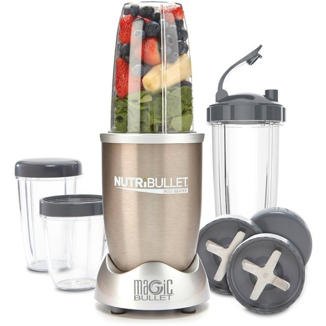 NUTRiBULLET - meal replacement