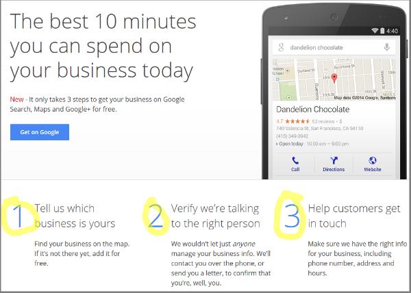 DIY: Register Your Business Part 1 on Google