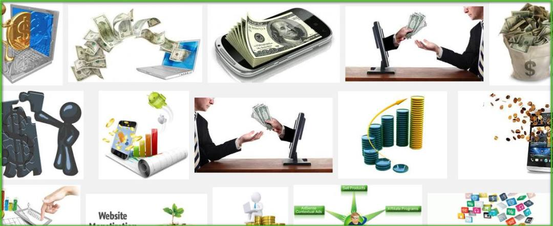 Make money with your web site