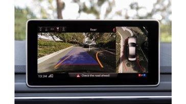 2017 Audi A4 backup camera