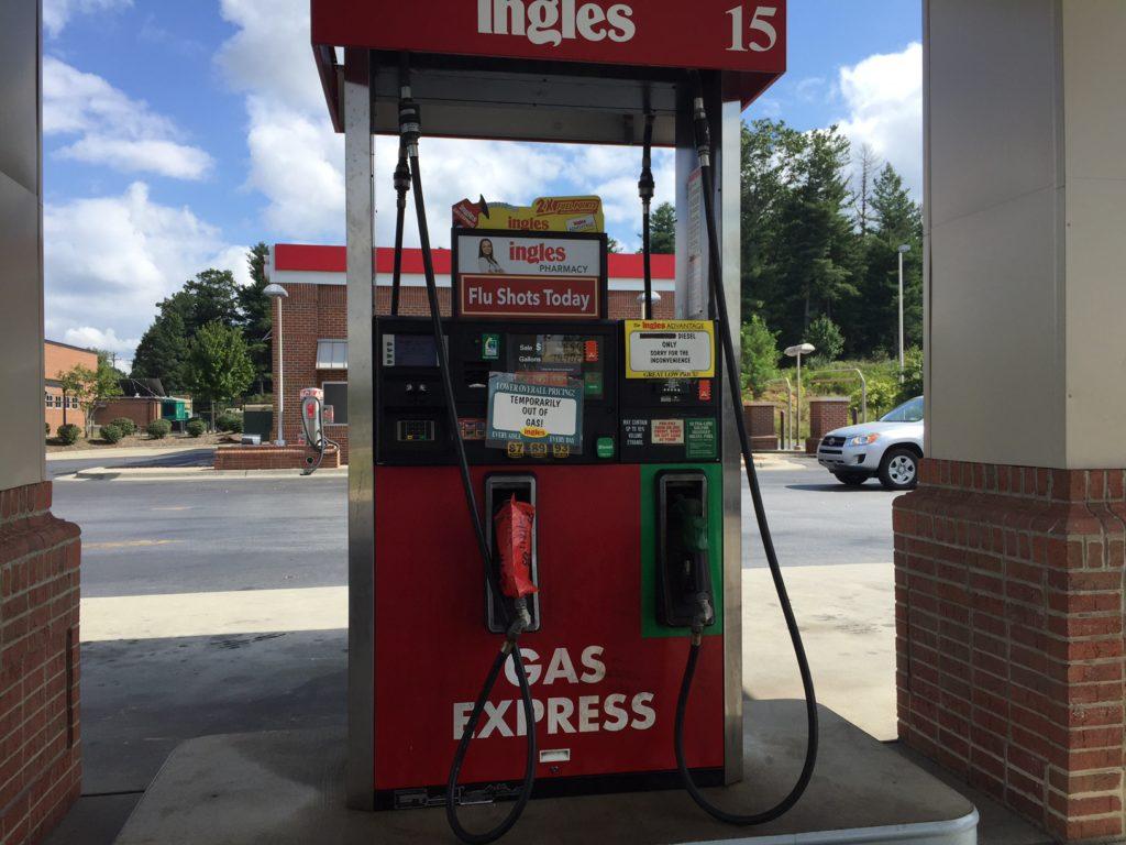 East Coast faces gas shortages Gas Pipe Leak