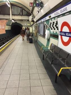 Underground, London England