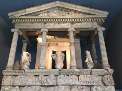 British Museum, Greek Temple