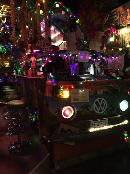Moon Tai Kitchen - VW Bus Bar