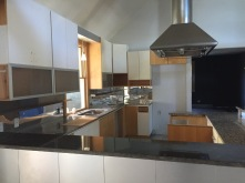 Kitchen that needs to be totally redone