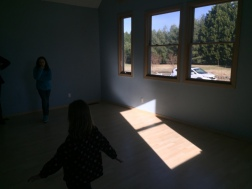one bedroom of two that need new floors