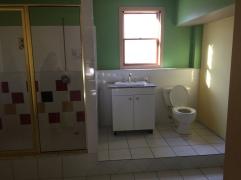 A bathroom?