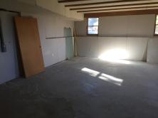 unfinished basement room (Pool)? :)