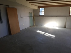 unfinished basement room (Pool)? :)