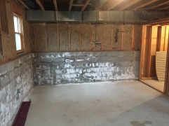 FRONT ROOM BASEMENT - THEATER?