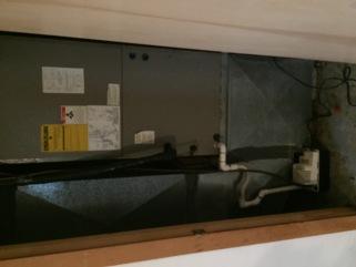 HVAC BATHROOM SIDE