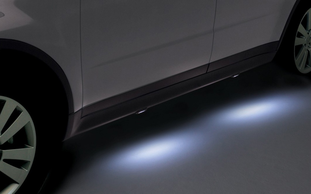 LED Puddle Lights
