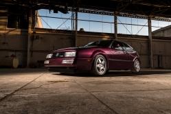 Side profile 1994 VW Corrado VR6
