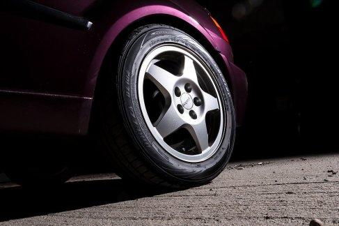 Speedline - Italian Wheels on 1994 VW Corrado VR6