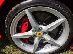 2017 Ferrari 488 Wheel