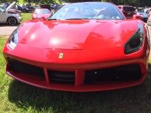Ferrari 488 front end