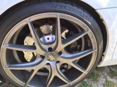 Audi R8 V10 Saw Blade Brake Disks