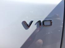 Audi R8 V10 badge