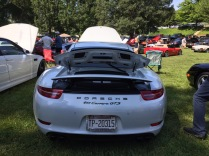 Classic New Porsche 911 GTS