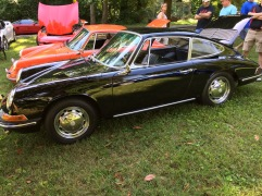 71 Porsche 911T