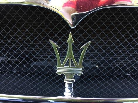 The Maserati Italian Luxury - Trident