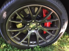 Dodge Viper wheels