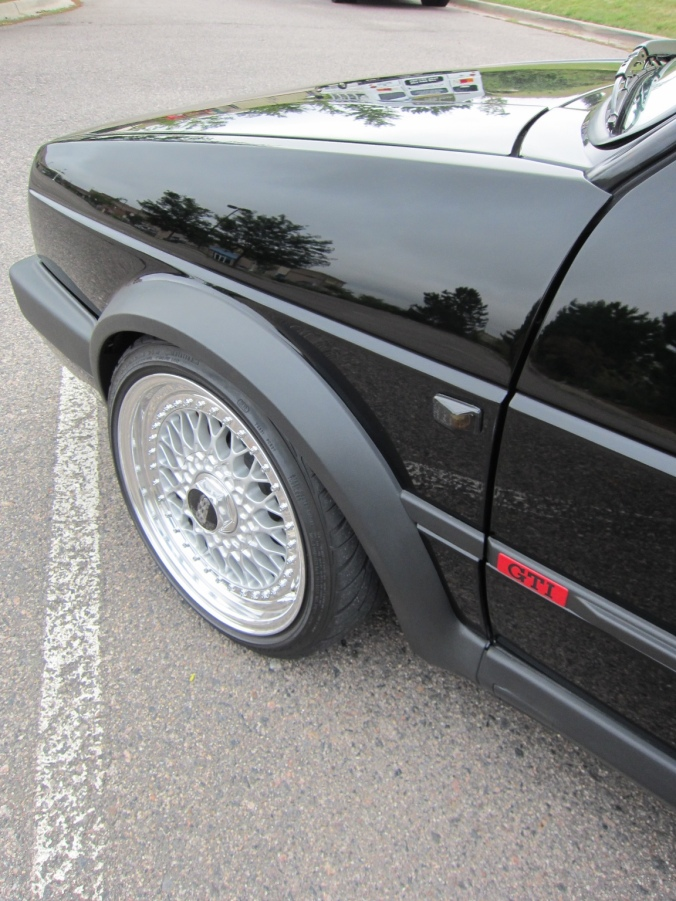 MK2 Volkswage GTi 16v BBS Replica (larger size)