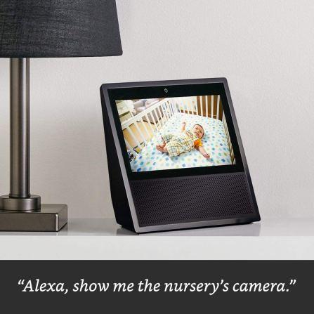 Alexa Show baby monitor