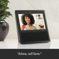 Amazon Echo Video Phone